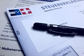 Professionelle und rasche Erledigung Ihrer Steuererklärung
